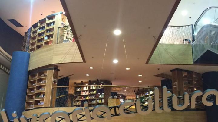 Livraria Cultura no Cine Vitória: um oásis do centro