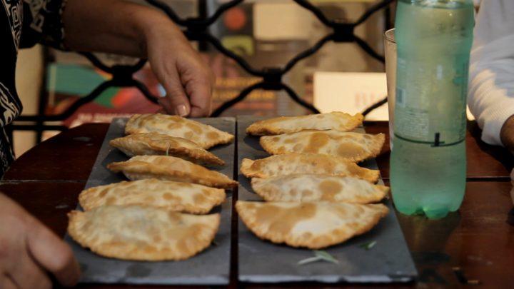 1° Invasão Onde Comer no Rio: Festival de Pastéis no 'Os Imortais' Bar!