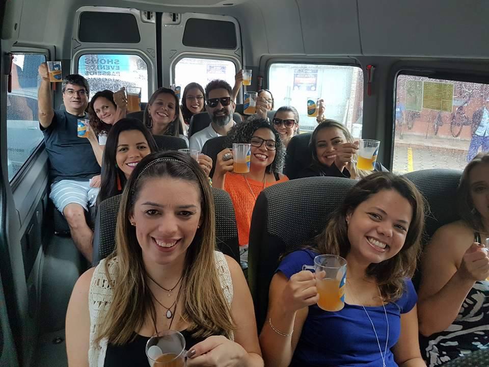 Caravana Onde Comer no Rio - Bar Palhinha