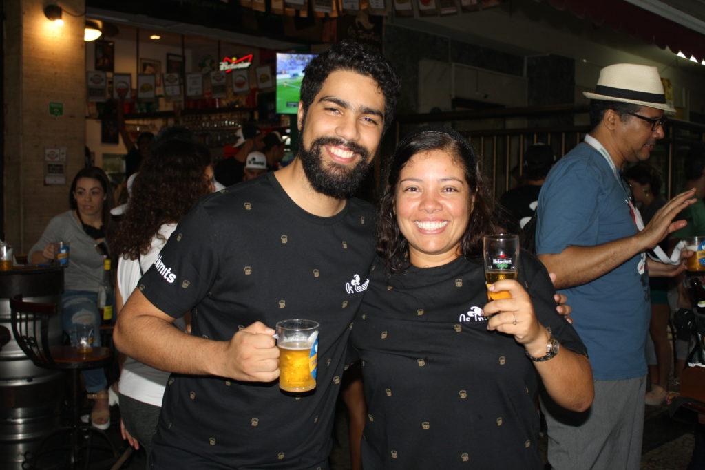 Caravana Onde Comer no Rio - Os Imortais