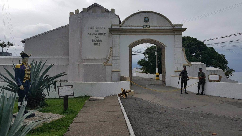 Fortaleza da Santa Cruz - Niterói