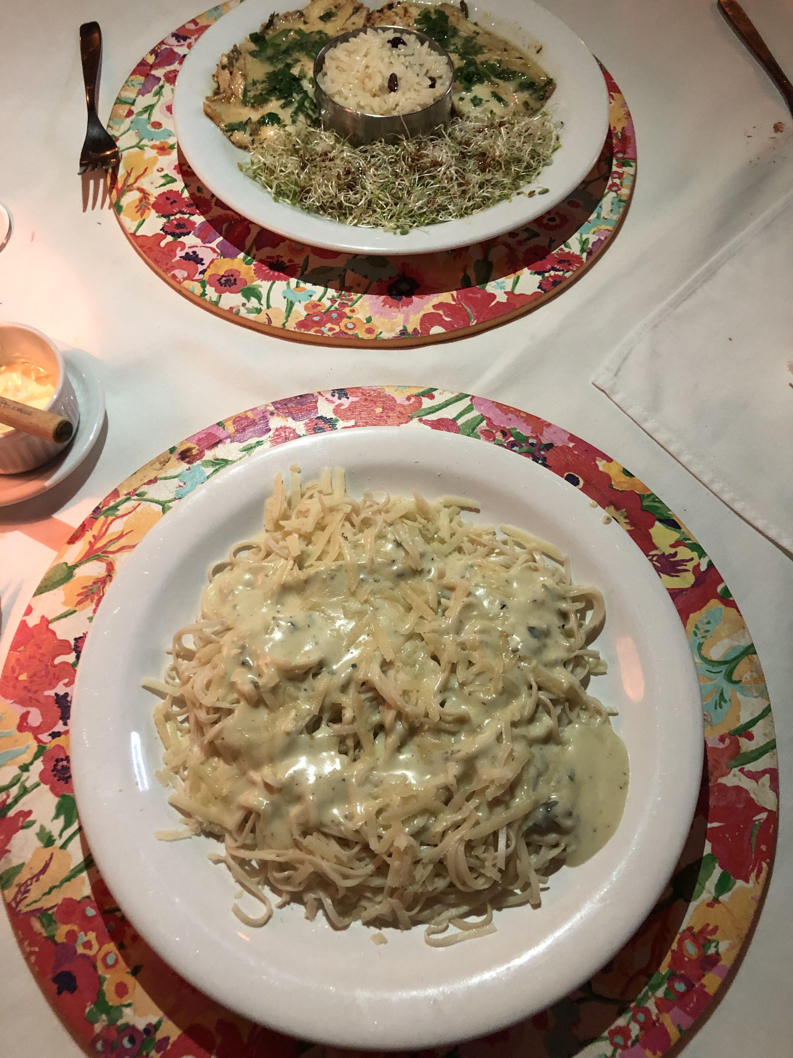 Jantar Pousada Itaipava