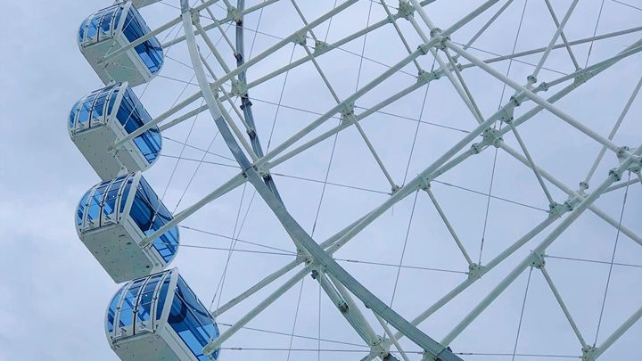 Rio Star: a maior roda gigante da América Latina