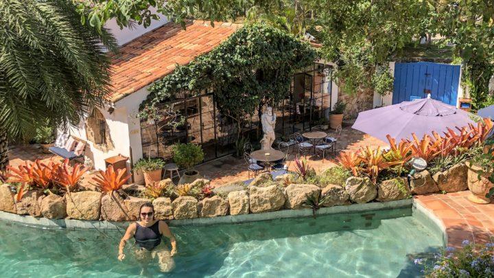 Vila da Santa: paraíso rústico em Búzios