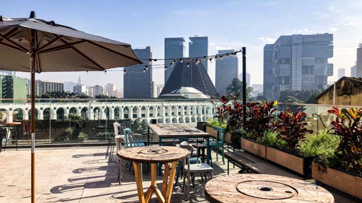 Selina: um hotel contemporâneo no Rio